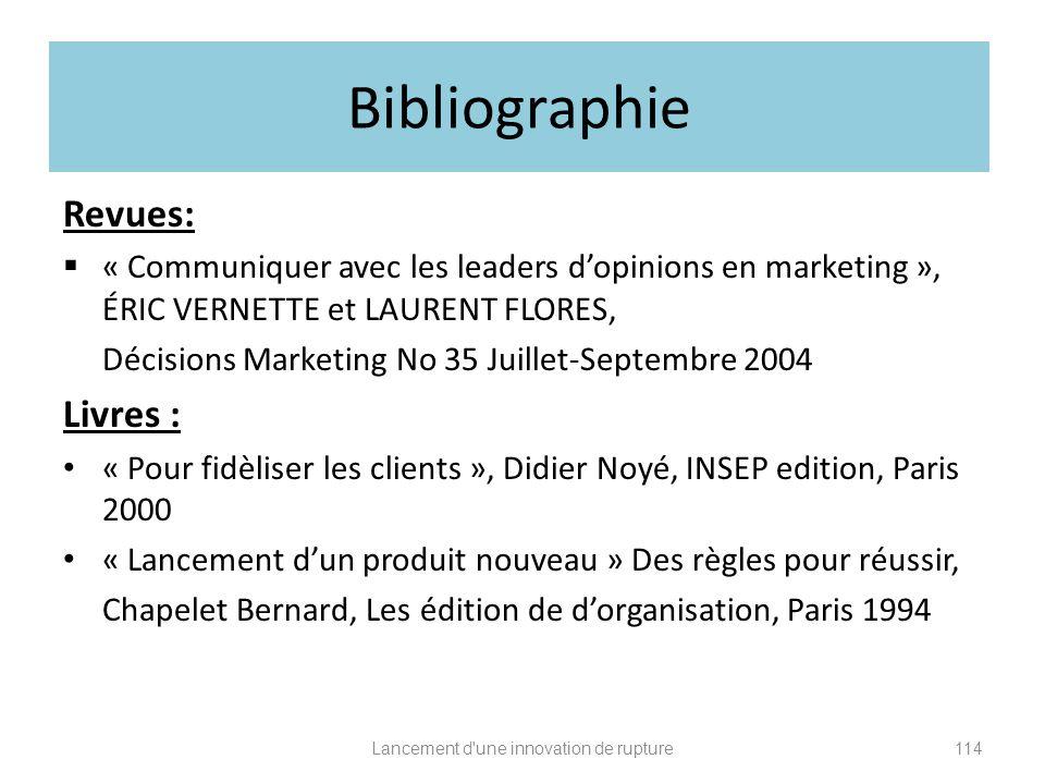 Revues: « Communiquer avec les leaders dopinions en marketing », ÉRIC VERNETTE et LAURENT FLORES, Décisions Marketing No 35 Juillet-Septembre 2004 Liv
