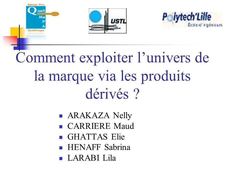 Participation du consommateur Implication du consommateur dans la vie dune marque Exemples: Danette et lélection dune nouvelle saveur: crème brûlée.
