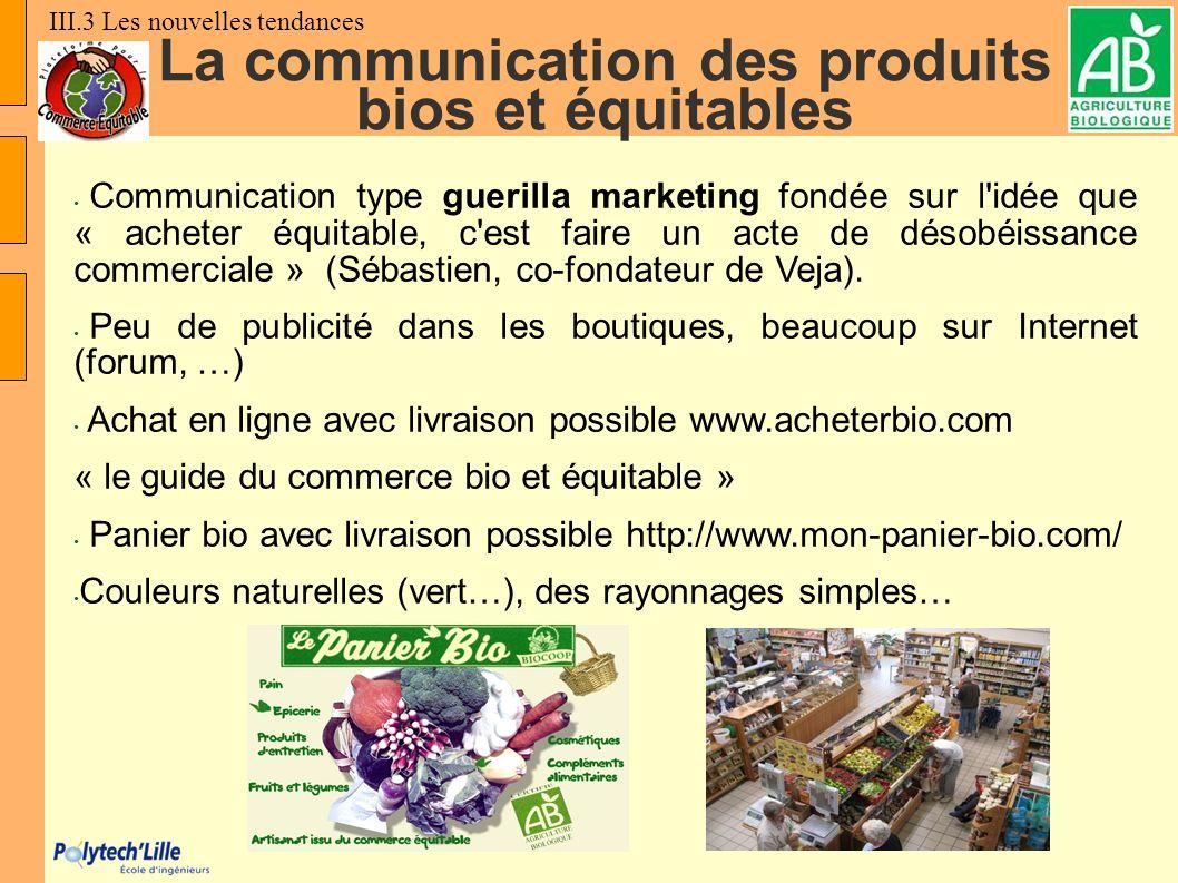Communication type guerilla marketing fondée sur l'idée que « acheter équitable, c'est faire un acte de désobéissance commerciale » (Sébastien, co-fon