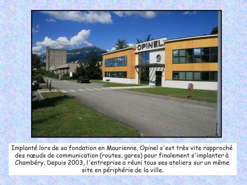 50 000 euros de commandes, c'est en moyenne ce qu'Opinel facture chaque jour à ses clients. Les produits sont expédiés via des camionnettes de message