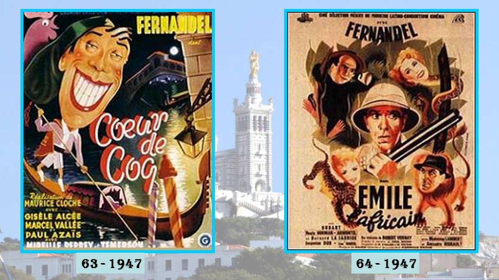 62 - 1947 61 - 1946