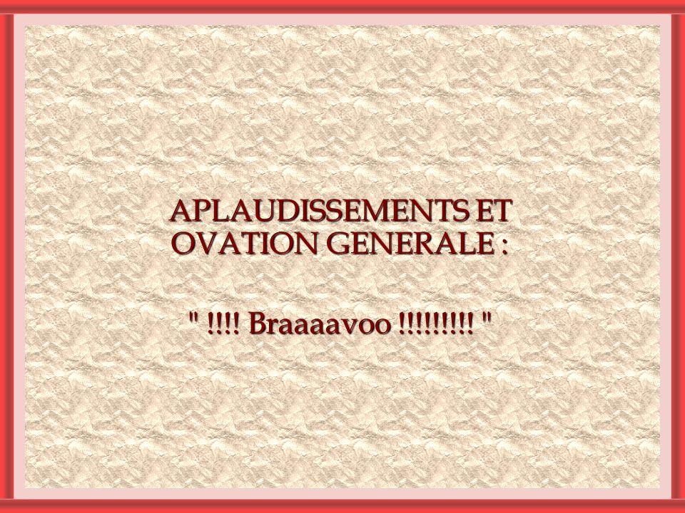 A un congrès d émancipation de la femme : La première à prendre la parole est Bretonne : - Bonjour, mon nom est Brigitte, et j ai avisé mon mari : Lucien, de préparer le dîner .