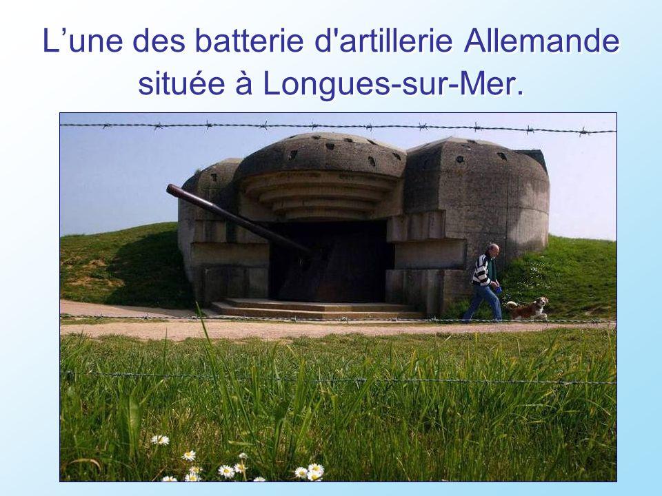Les parachutistes Britanniques du 3e Bataillon à Ranville, près de Caen.