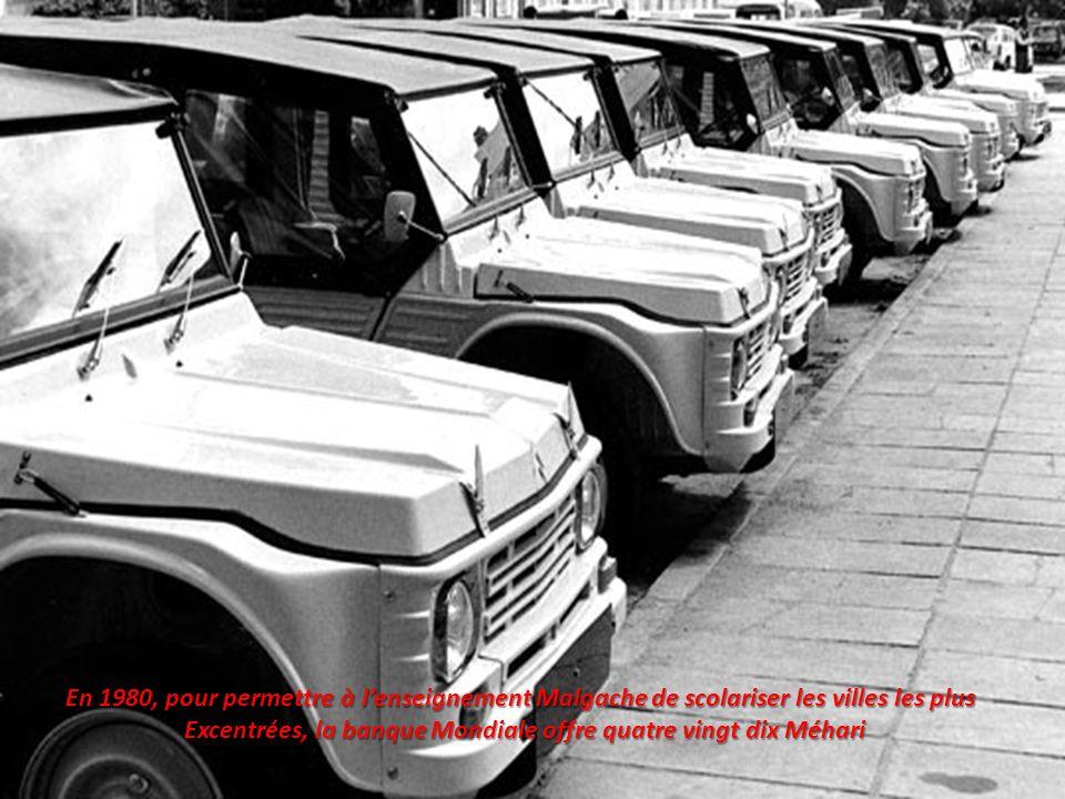 La Méhari 4x4 en Rallye Raid.10 La Méhari 4X4 en Rallye Raid