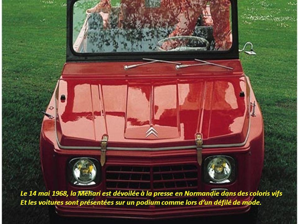 La carrosserie est fabriquée en Cycolac ABS ( Acrylonitrile Butadière Styrène)
