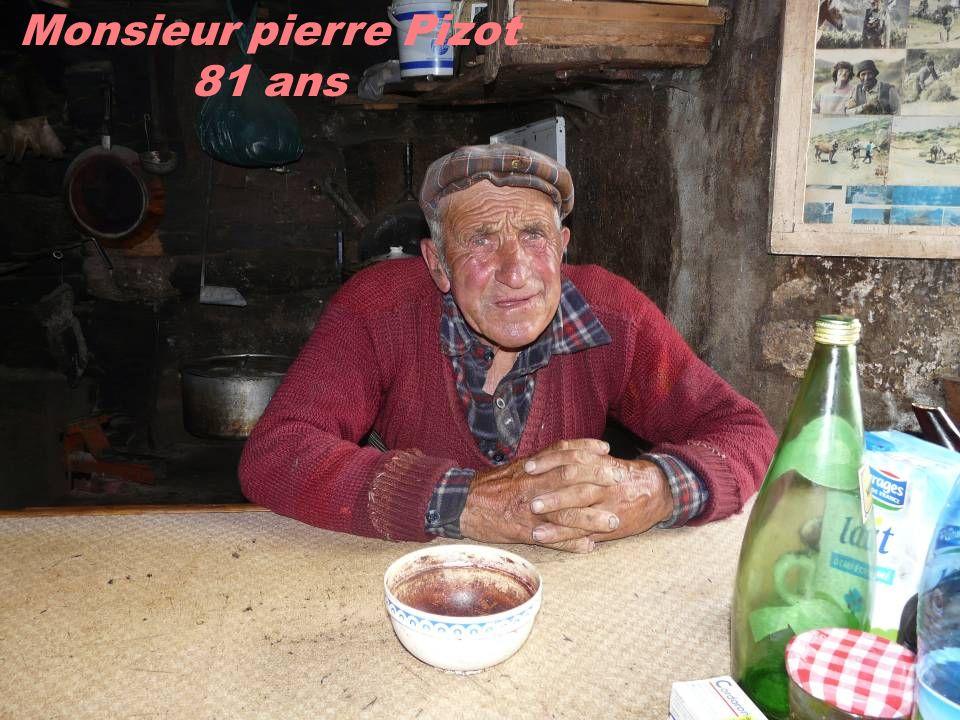 Monsieur pierre Pizot 81 ans