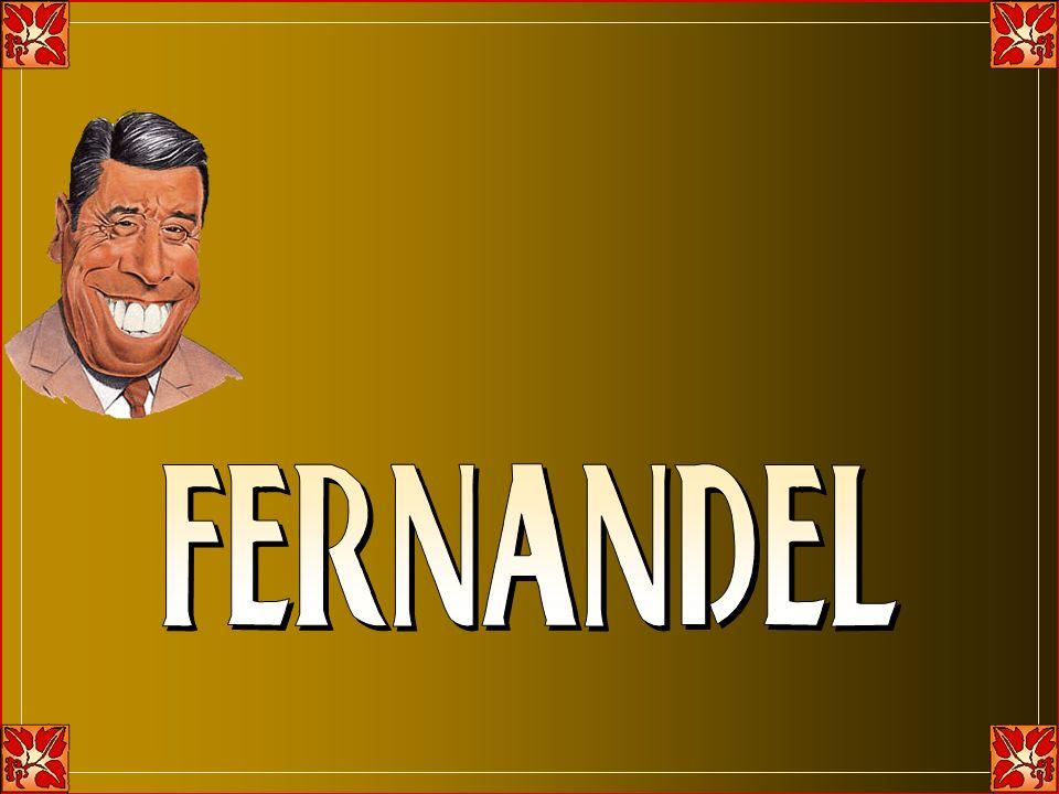 En attendant le grand rôle, Fernandel participe en un an à 14 films, occupant de façon délirante son emploi du temps.