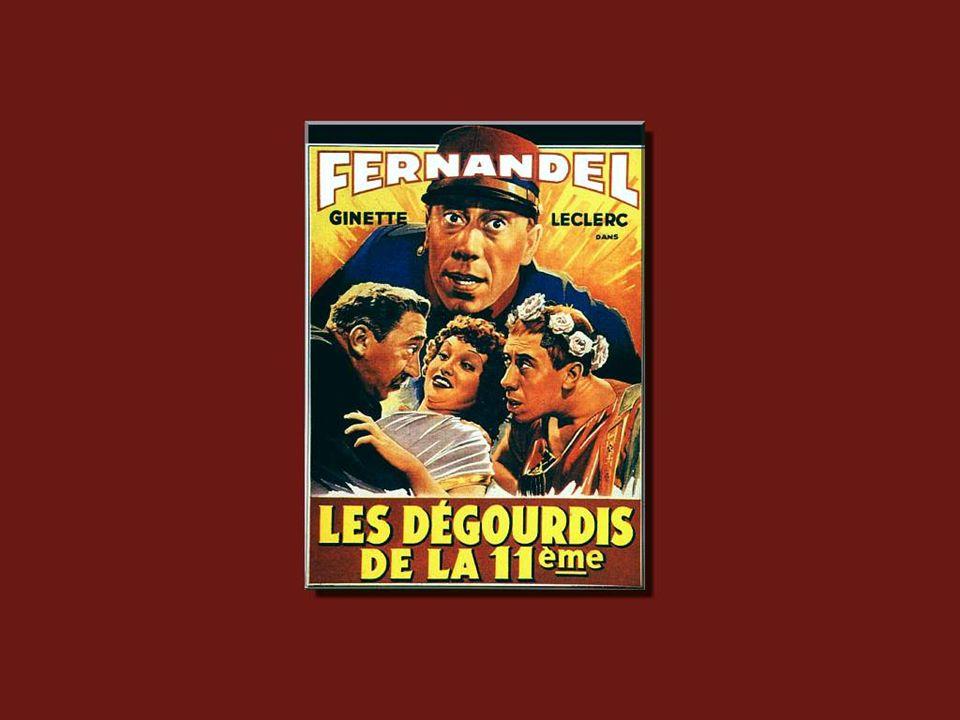 Les années 1960 et 1970 sont celles de la célèbre série des Don Camillo où Fernandel triomphe, dans le rôle dun curé de campagne, en compagnie de Gino Cervi, qui campe à merveille le personnage du maire communiste dun village italien, Peppone.