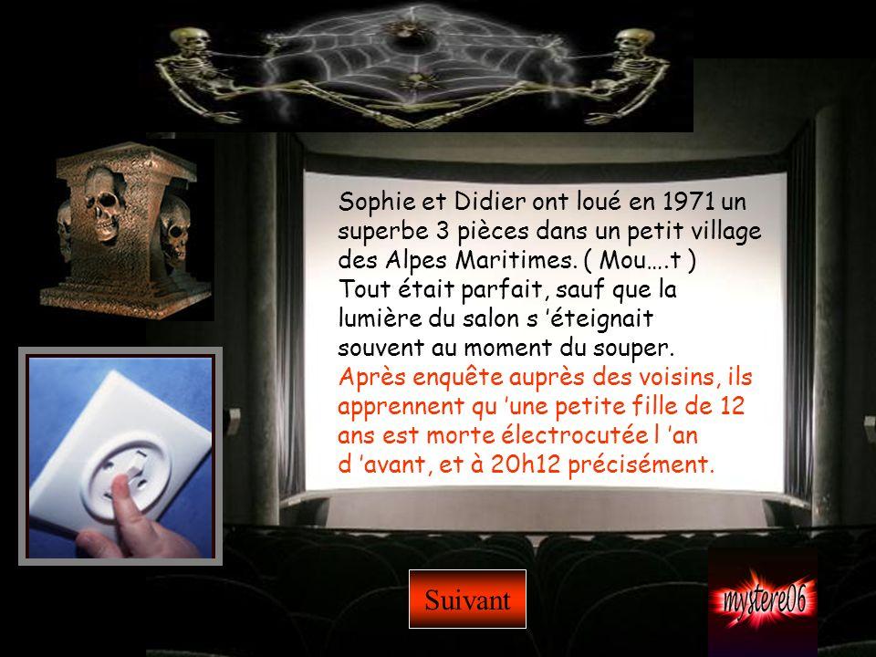 Sophie et Didier ont loué en 1971 un superbe 3 pièces dans un petit village des Alpes Maritimes.