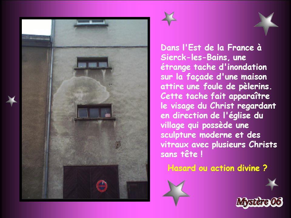 En Alsace, au sud de Mulhouse, existe une route: la départementale D419. Ce tronçon de 1 km à l'apparence tout à fait ordinaire et sans danger. Pourta