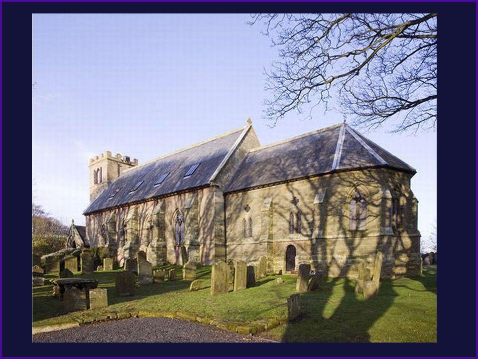Une nouvelle maison pour une famille Grande Bretagne. Un couple a acheté une ancienne église à Kyloe, Northumberland. Ils ont investi beaucoup d'argen