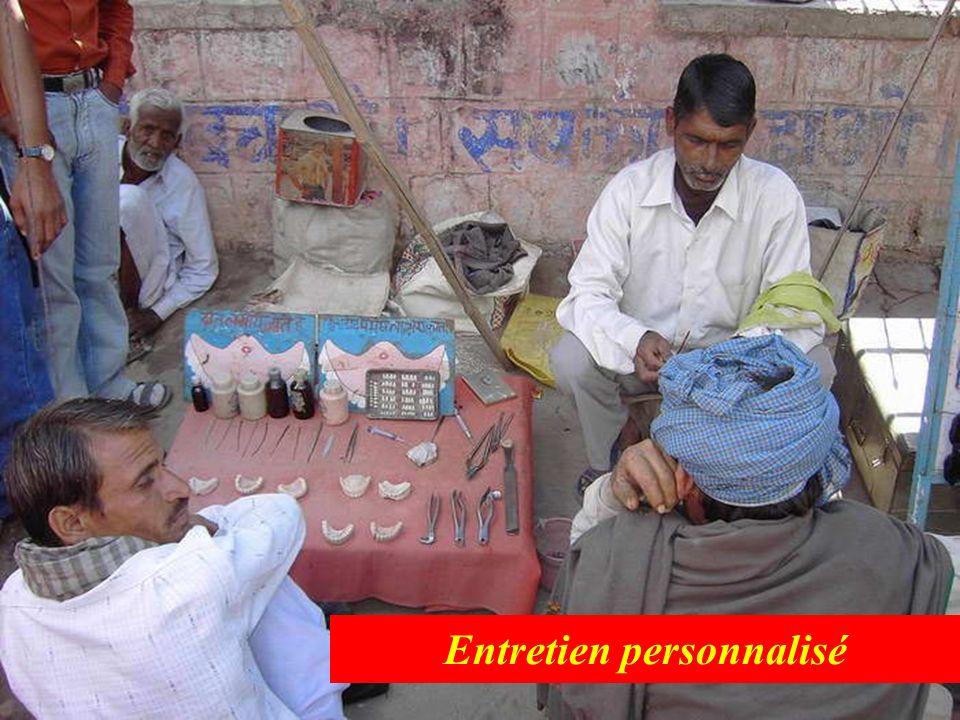 Entretien personnalisé