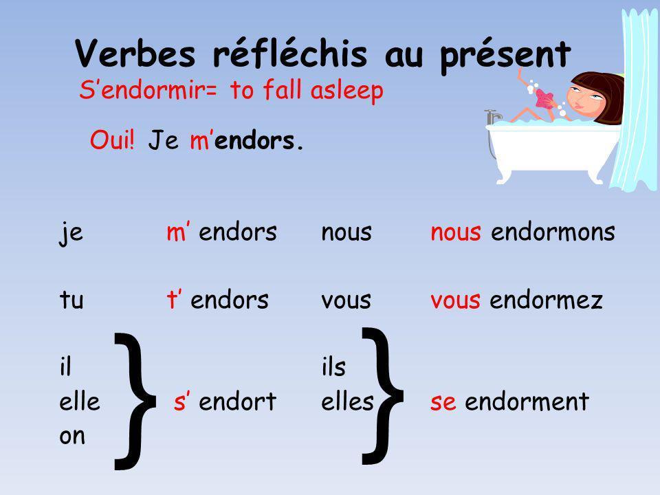 Travaillons les verbes Conjugez les verbes entre parenthèse.