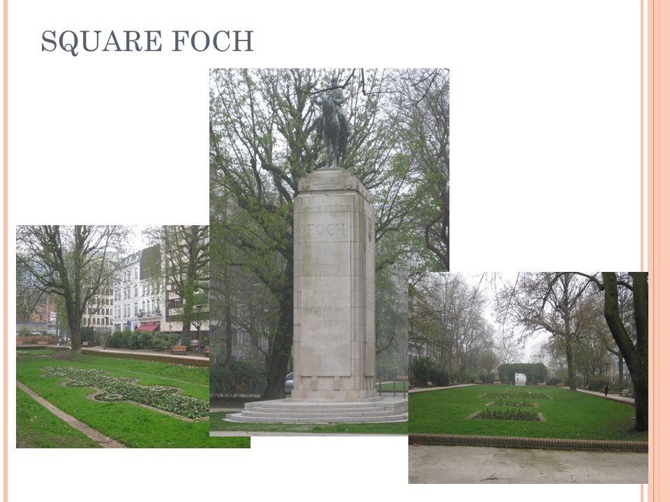 SQUARE FOCH