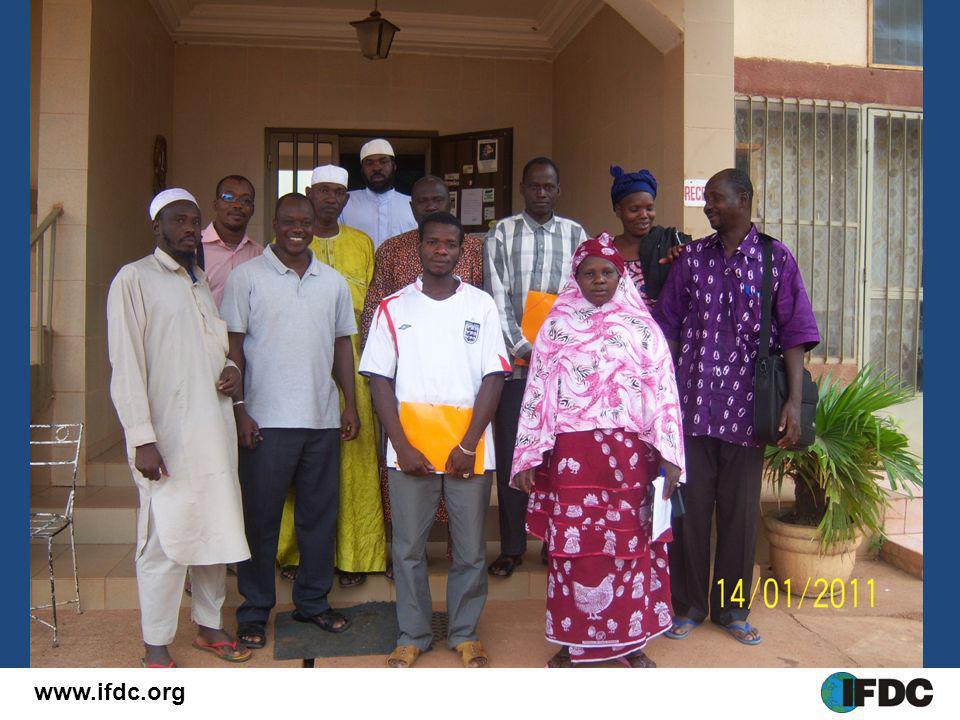 Former un Comité de gestion www.ifdc.org