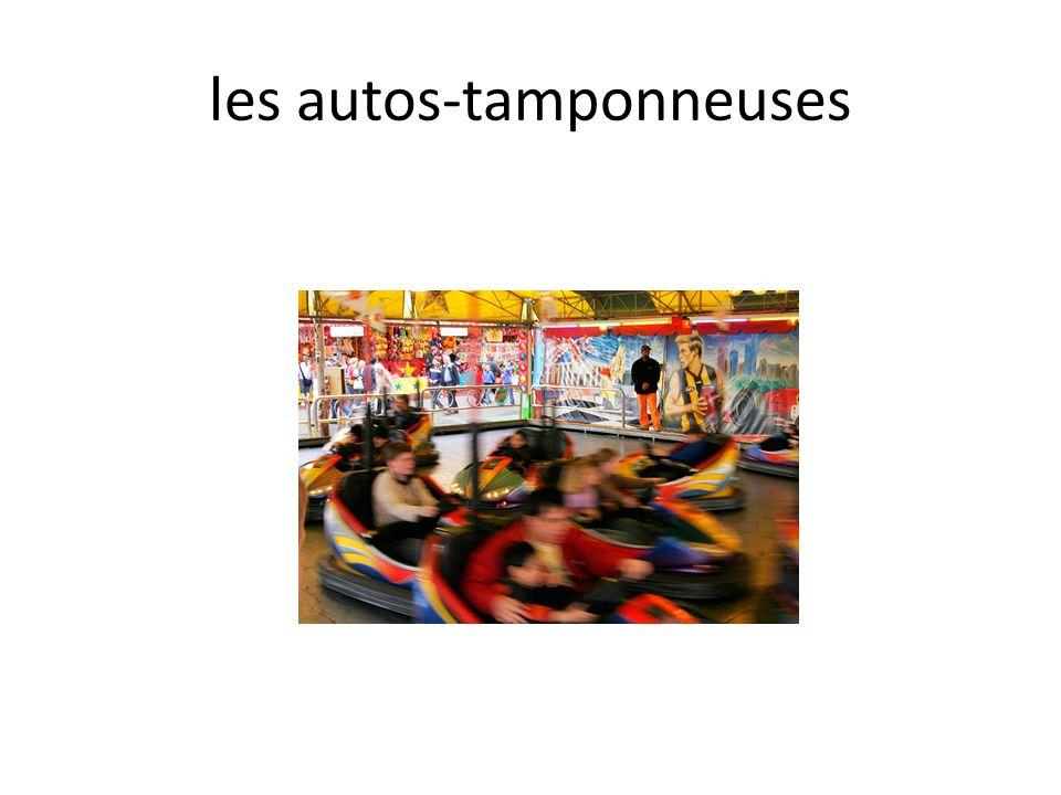 les autos-tamponneuses