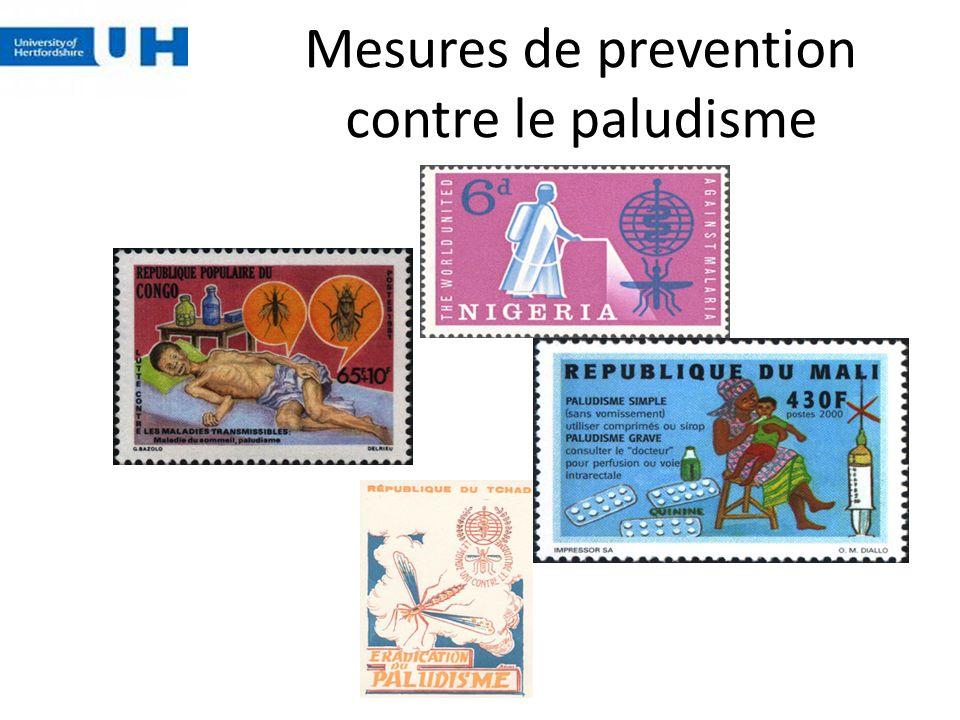 3 mesures de protection anti-vectorielle ont fait la preuve de leur efficacité chez lenfant et ladulte : - la protection vestimentaire avec le port de vêtements imprégnés dinsecticides (perméthrine) - les répulsifs cutanés (insectifuges) - la moustiquaire imprégnée de pyréthrinoïdes (deltaméthrine ou perméthrine)