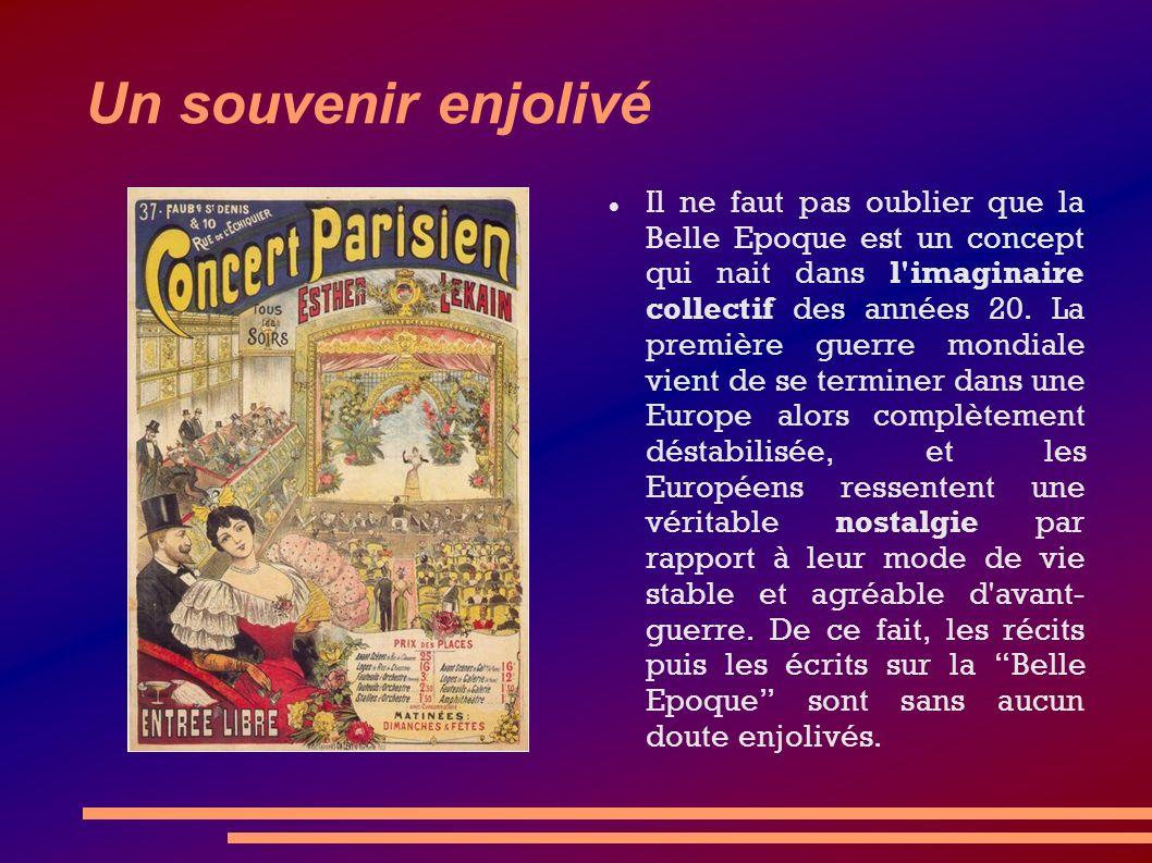 Les musiciens de la Belle Epoque Le climat artistique et surtout musical de Paris à la fin du 19ème étant prodigieusement fécond, de nombreuses vocations sy dévoilent puis marquent un véritable tournant dans la musique française.