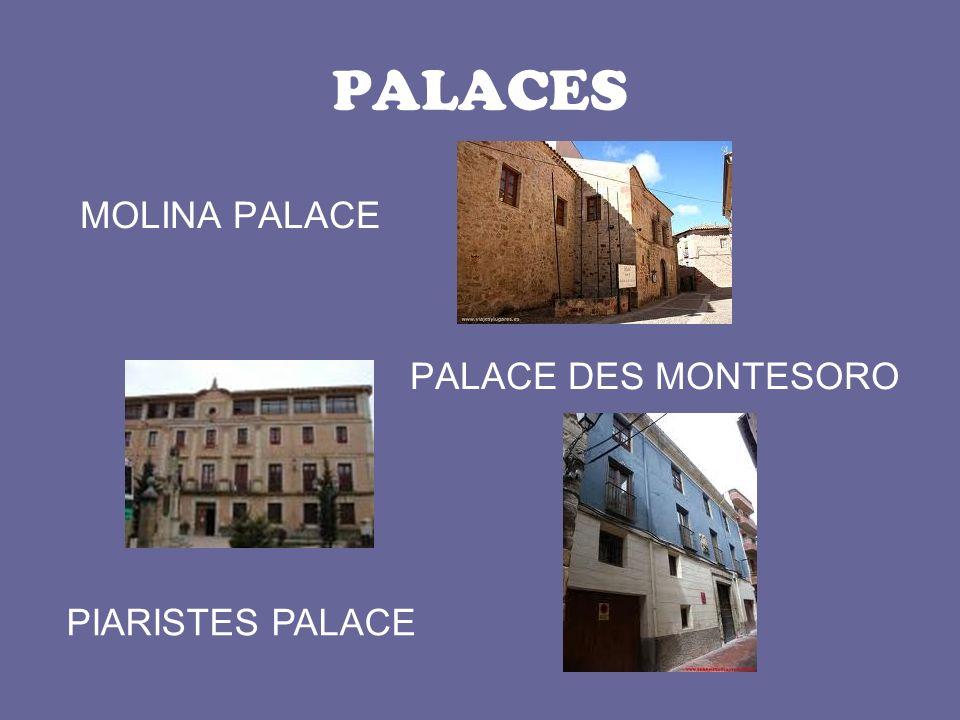 PALACES MOLINA PALACE PALACE DES MONTESORO PIARISTES PALACE
