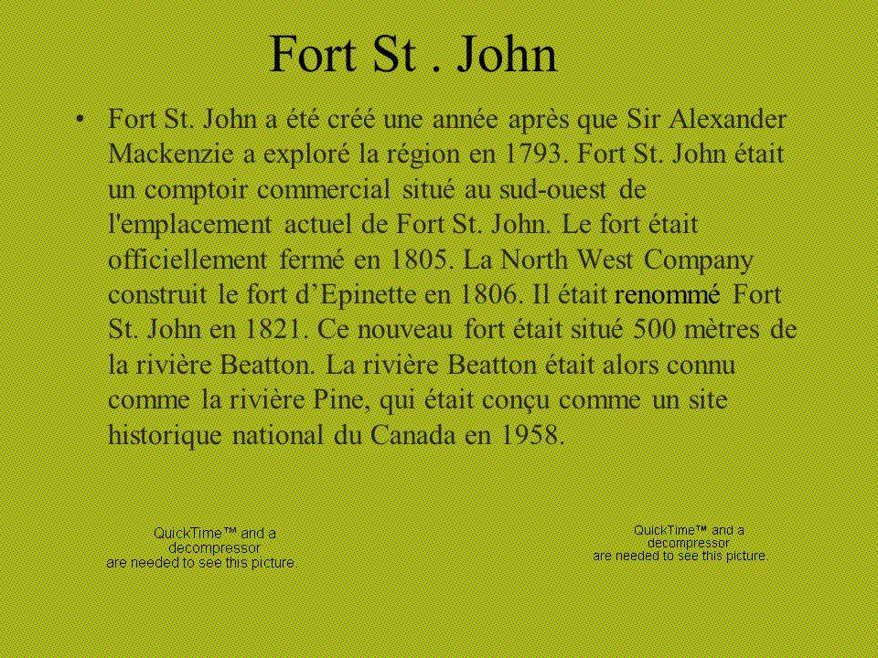 Fort St.John Fort St.