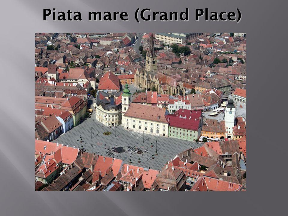 Piata mare (Grand Place)