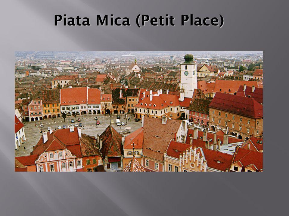 Piata Mica (Petit Place)