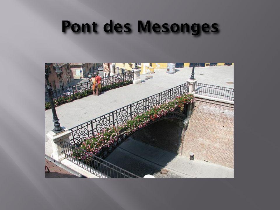 Pont des Mesonges