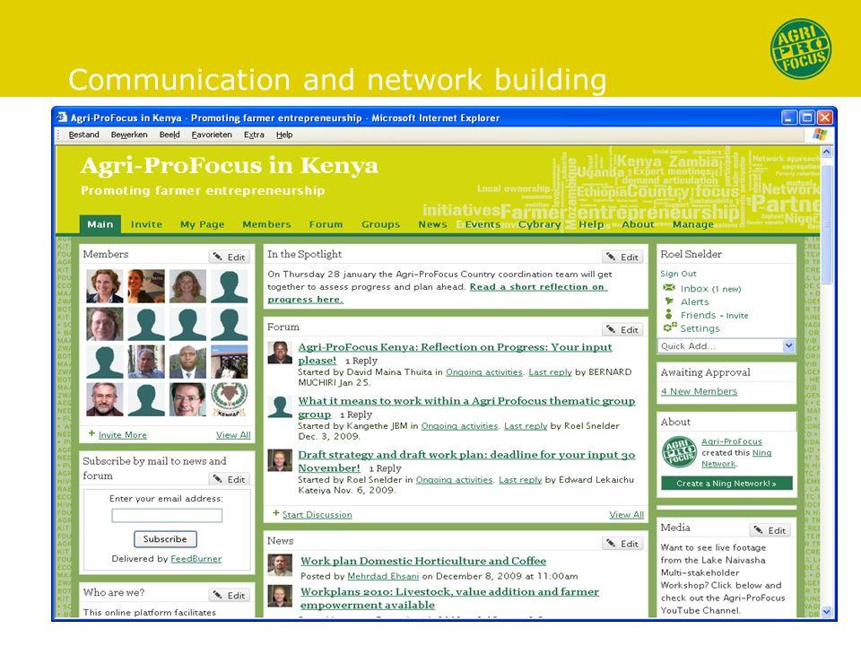 Agri-ProFocus Atelier de coordination et de plannification IPER 9 & 10 Décember 2010 Initiative pour la promotion de lentrepreneuriat rural au Rwanda – IPER Bon Changement .