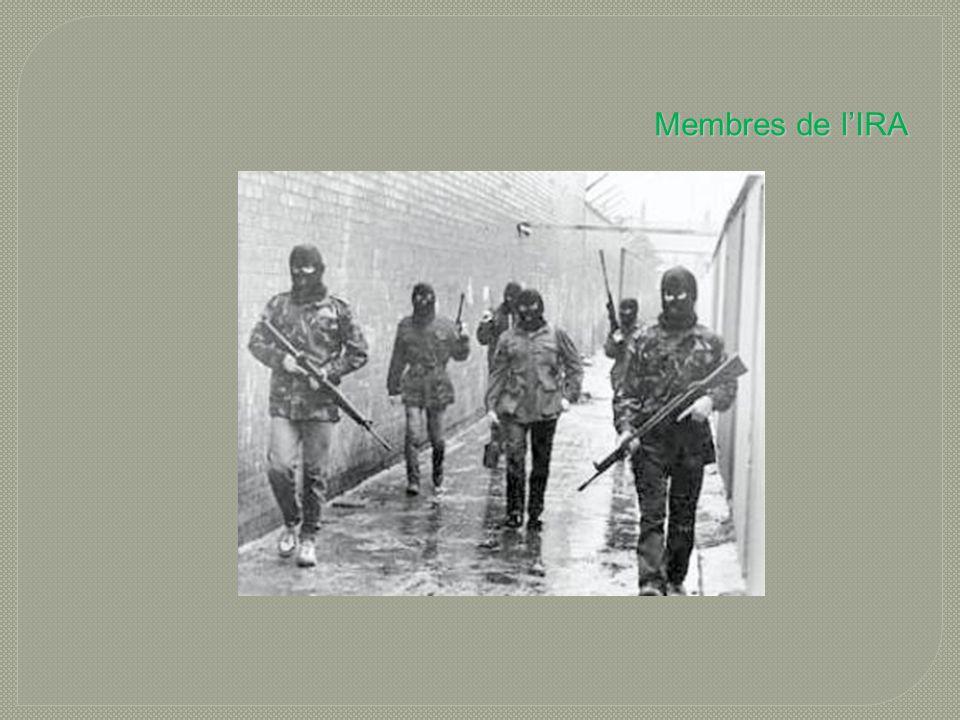 Membres de lIRA