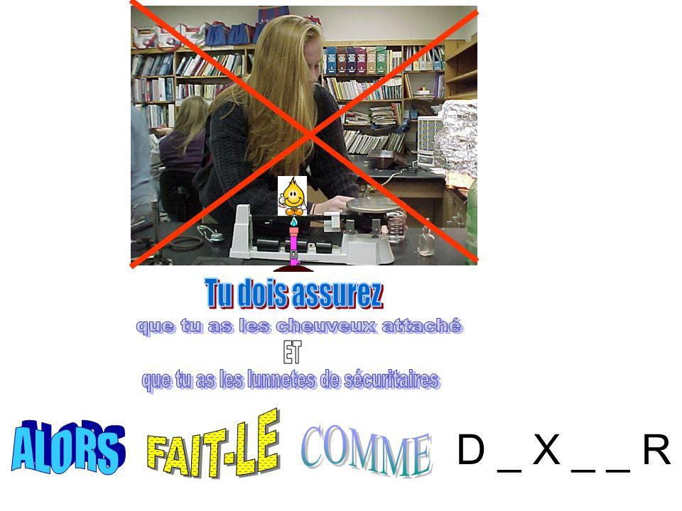 D _ X _ _ R
