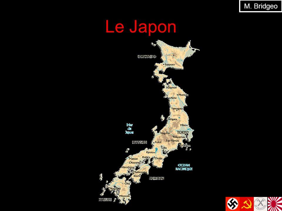 Le Japon M. Bridgeo