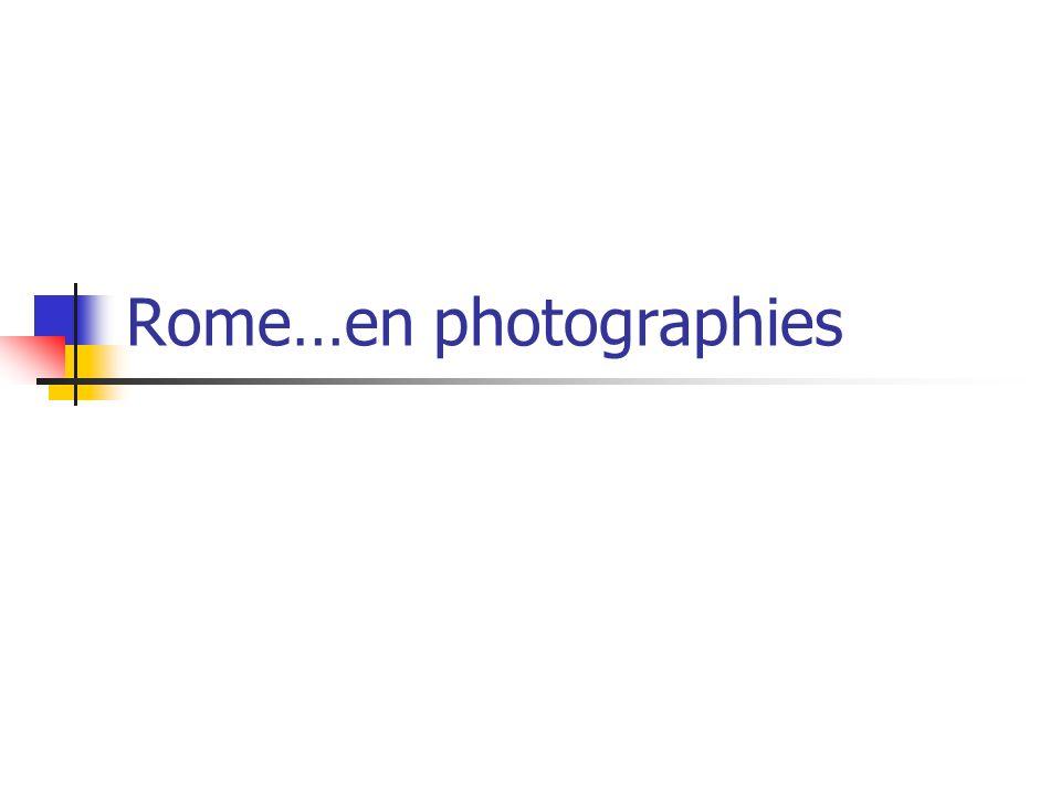 Rome…en photographies Les courses de chariot de la cirque.
