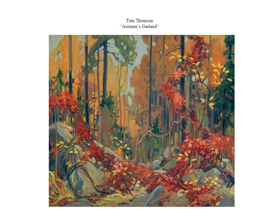 Tom Thomson Autumns Garland