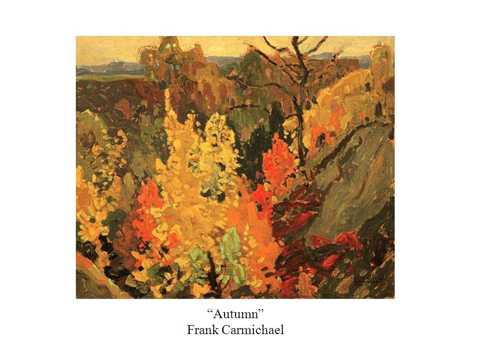 Autumn Frank Carmichael