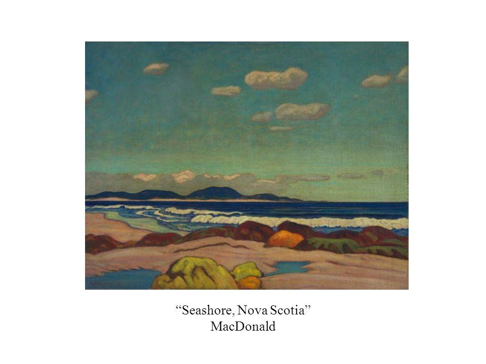 Seashore, Nova Scotia MacDonald