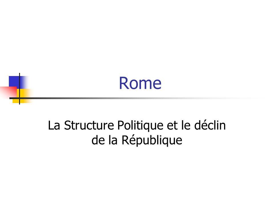 On a appris que Rome a eu une succession de rois Étrusques (vers ~600- ~509 av.