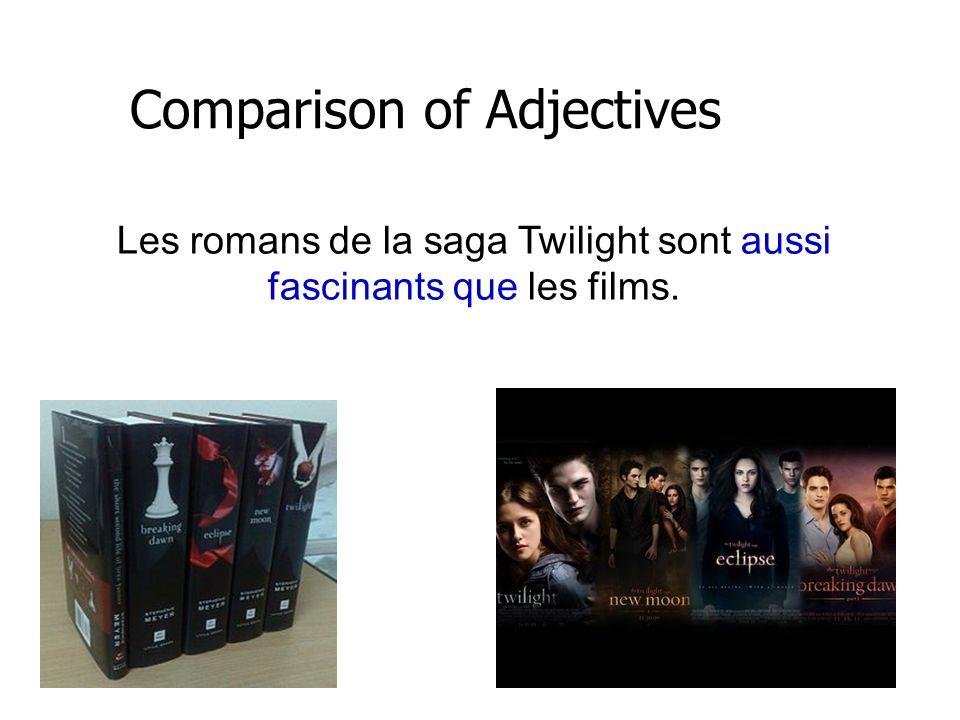 La chambre A est aussi sale que la chambre B. Comparison of Adjectives