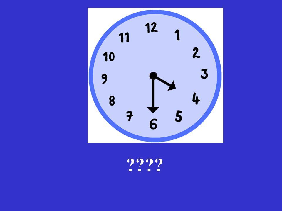 Il est neuf heures et demie.