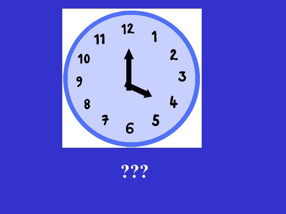 Il est onze heures et demie.