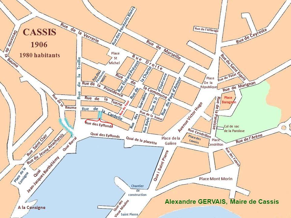 Rue des Pénitents Noirs Rue de la Treille Cardelle Ruede Rue de Rue Bayle Providence Rue de Marseille Rue des Pénitents Blancs Quai des Eyffonds Rue d