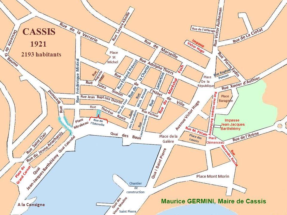 Rue Jules Simon Baume R u e Adolphe Thiers Rue Rue Jean Rue des Scarrabins Rue du Pavé dAmour Rue de Marseille Rue des Fabres Rue Raphaël Ponson Rue P