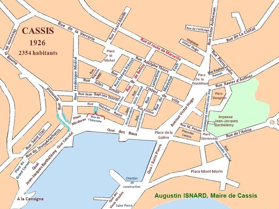 Bapt Rue de lEsterelle Rue Jules Simon Place St Michel Baume Rue des Scarrabins Rue de Marseille Rue Raphaël Ponson Rue Pierre Eydin Rue Xavier Place
