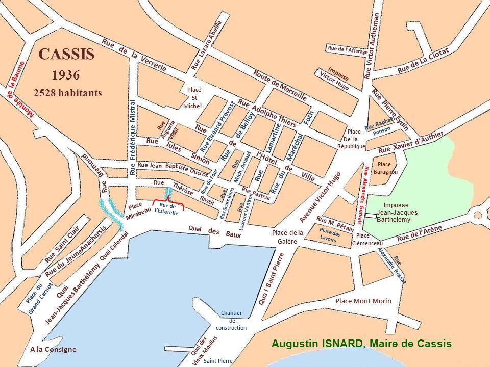 Bapt Rue de lEsterelle Rue Jules Simon Place St Michel Baume Rue des Scarrabins Rue et route de Marseille Rue Raphaël Ponson Rue Pierre Eydin Rue Xavi