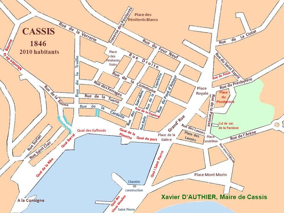 me u Rue de La Ciotat Place Royale Place des Pénitents Rue Surian Rue Saint Clair A la Consigne Rue de lArène Place des Pénitents Blancs Rue de Tuerie