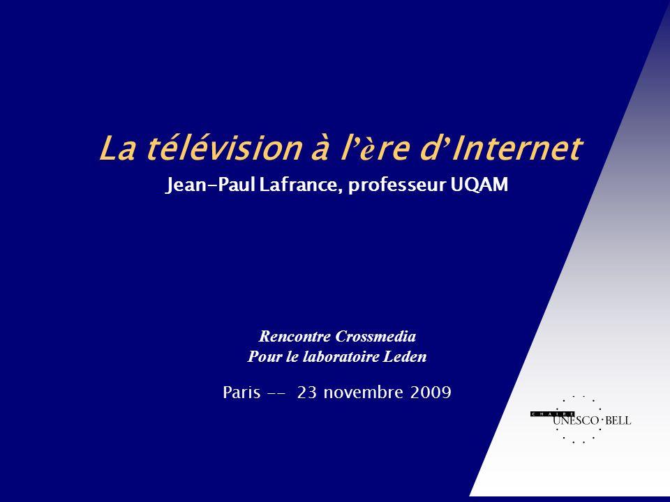Chaire UNESCO-Bell en communication et développement international