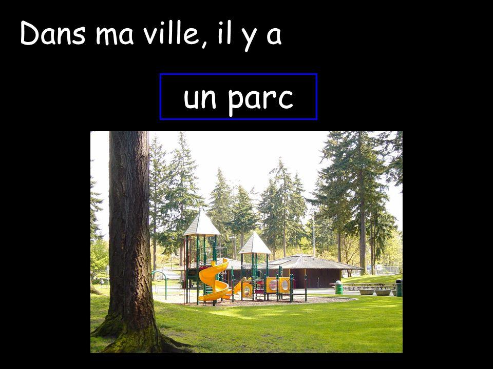 un parc