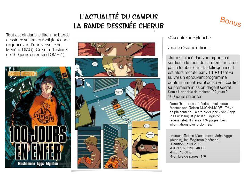 L exemplaire du CLAN ARAMOV en français de Robert MUCHAMORE La corbeille de fruits que Robert MUCHAMORE à reçut à noël.