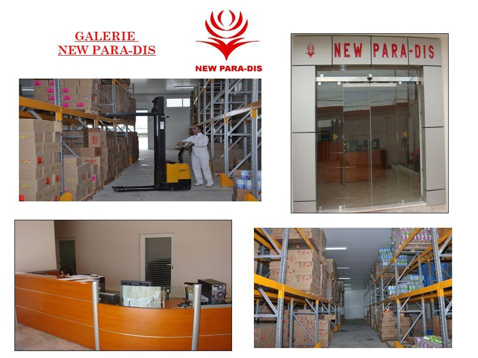 GALERIE NEW PARA-DIS