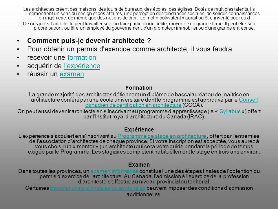 Architecture et design mobilier Larchitecture traite ainsi de toutes « constructions » : bâtiments, espaces publiques, paysages, ponts.