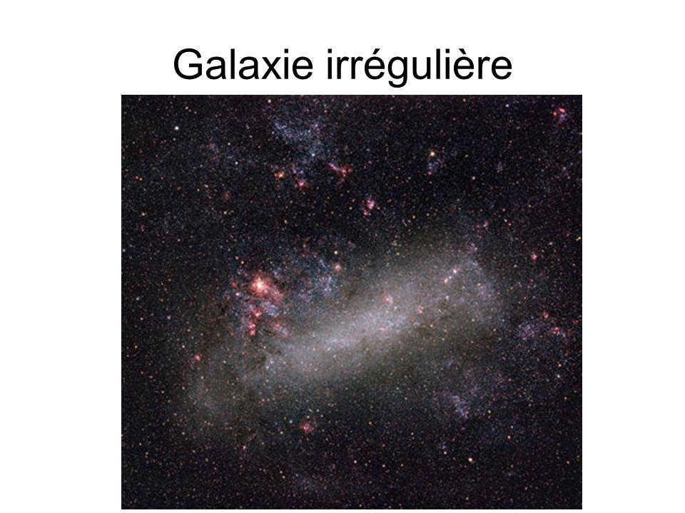 Galaxie irrégulière